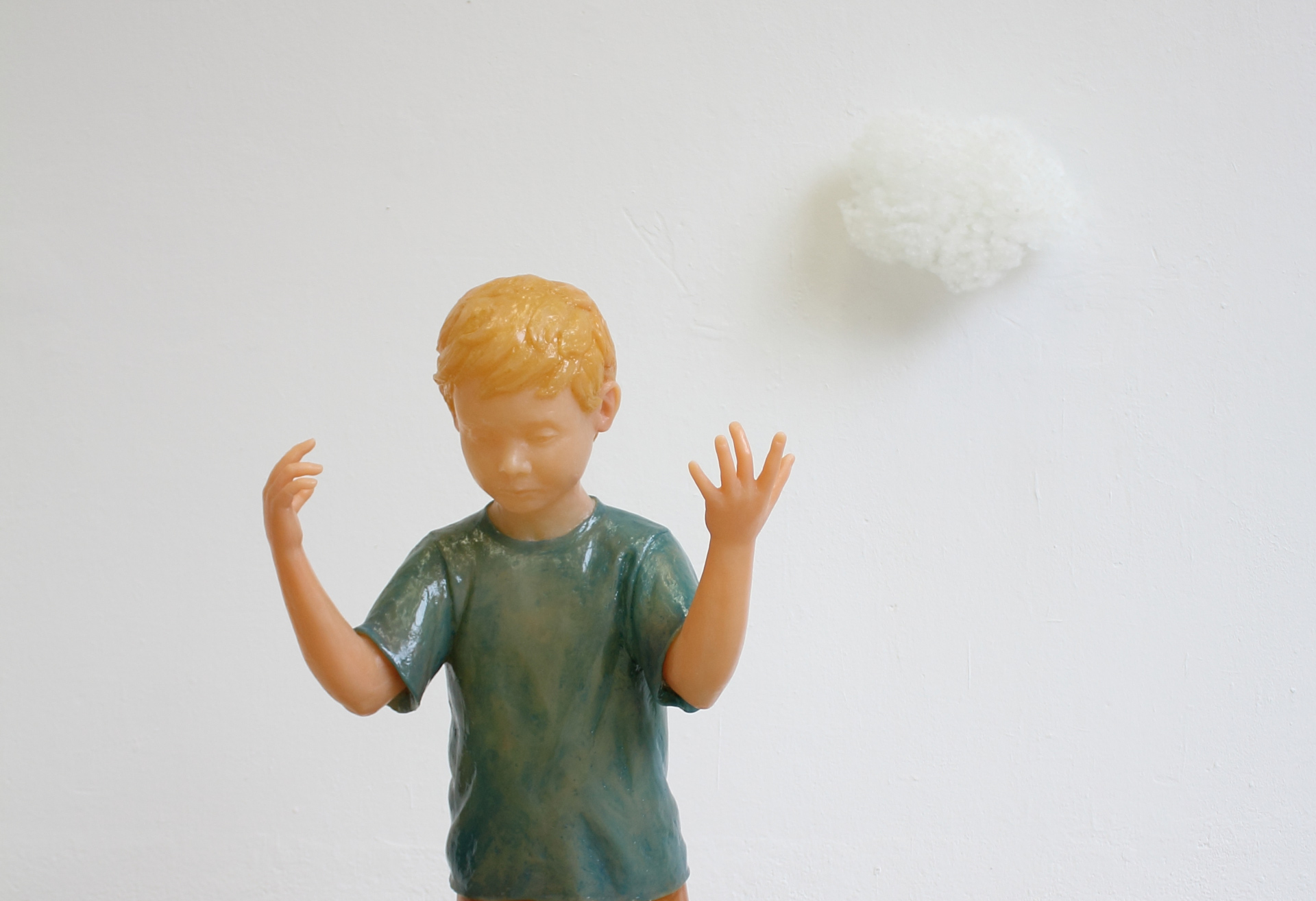 sculpture, dizzy, fine art, resin, figure
